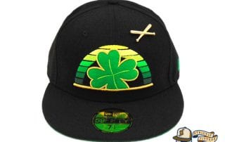 St. Patrick's Day Special 59Fifty Fitted Cap by Justfitteds x New Era