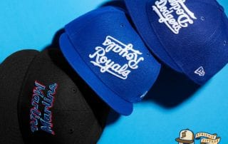 Team Mirror 59Fifty Fitted Cap Collection by MLB x New Era