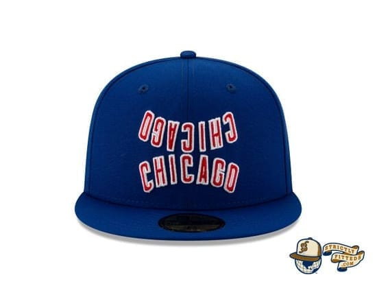 Team Mirror 59Fifty Fitted Cap Collection by MLB x New Era Chicago