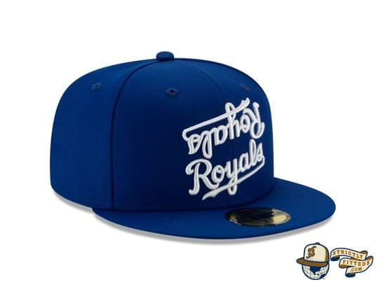 Team Mirror 59Fifty Fitted Cap Collection by MLB x New Era Royals