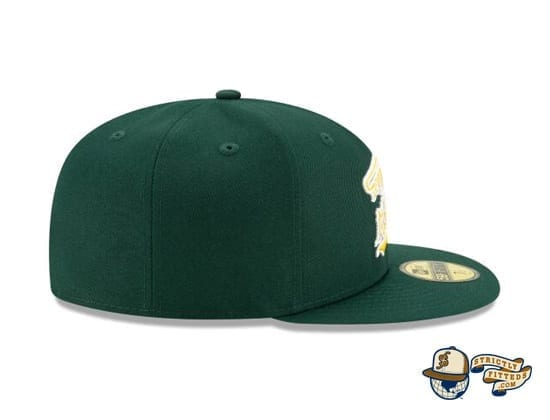 Team Mirror 59Fifty Fitted Cap Collection by MLB x New Era side