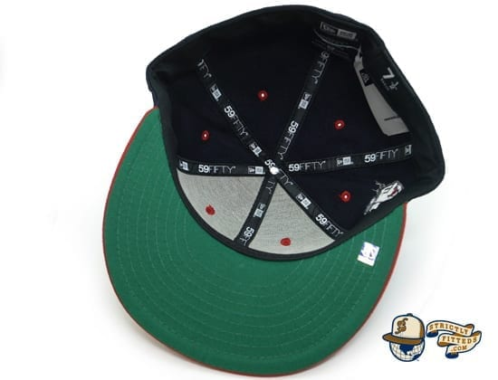 Tokyo Yakult Swallows 59Fifty Fitted Cap by Amazingstore x New Era underbill