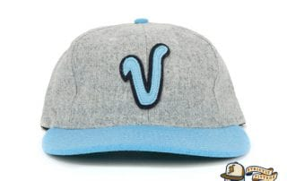 Veracruz Azules 1946 Vintage Fitted Ballcap by Ebbets