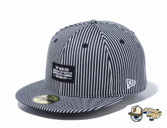Woven Patch 1920 59Fifty Fitted Cap by New Era hickory