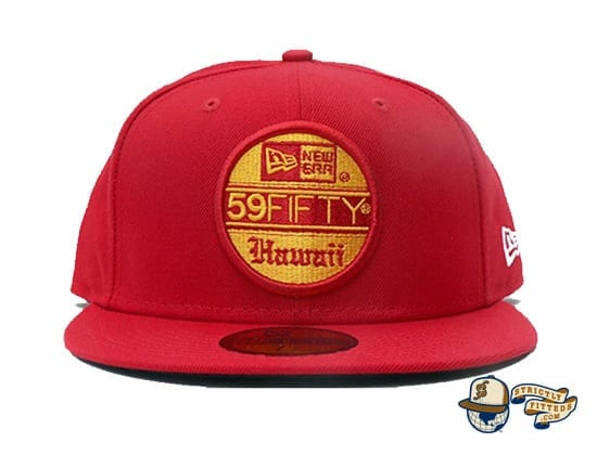 59Fifty Hawaii 59Fifty Fitted Cap by 808allday x New Era