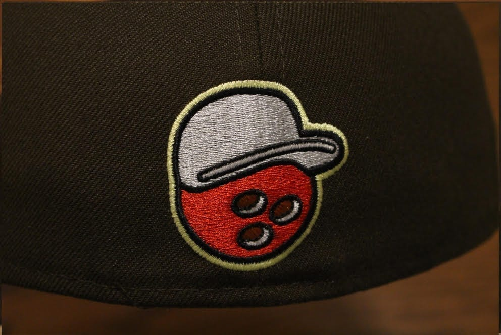 Durham Dudes 59FIFTY Fitted Cap by Over Your Head X New Era back detail