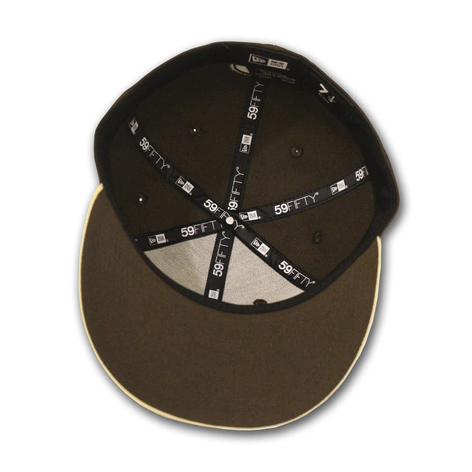 Durham Dudes 59FIFTY Fitted Cap by Over Your Head X New Era under