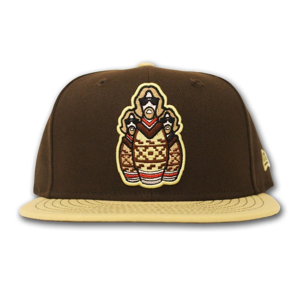 Durham Dudes 59FIFTY Fitted Cap by Over Your Head X New Era