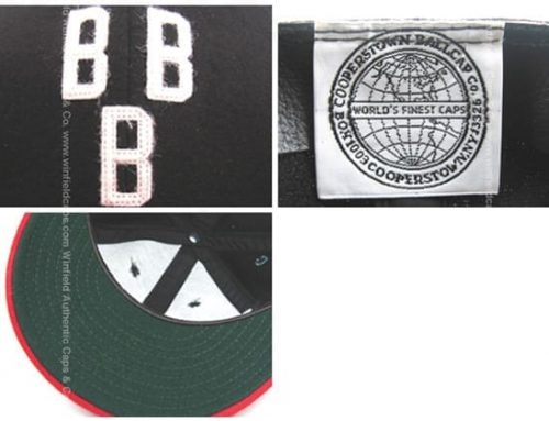 Birmingham Black Barons '48 Negro League Fitted Cap by Cooperstown