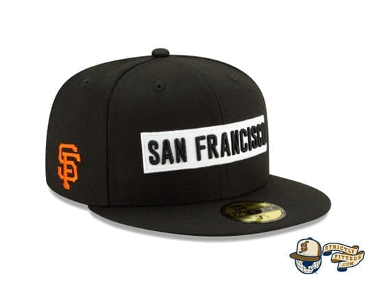 Boxed Woodmark 59Fifty Fitted Cap Collection by MLB x New Era right side