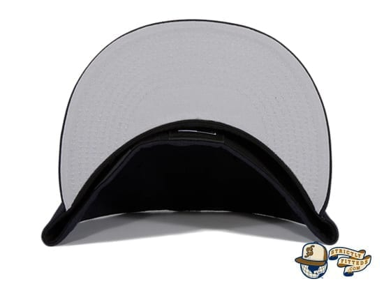Chamuco Brawlers Navy 59Fifty Fitted Hat by Chamucos Studio x New Era undervisor