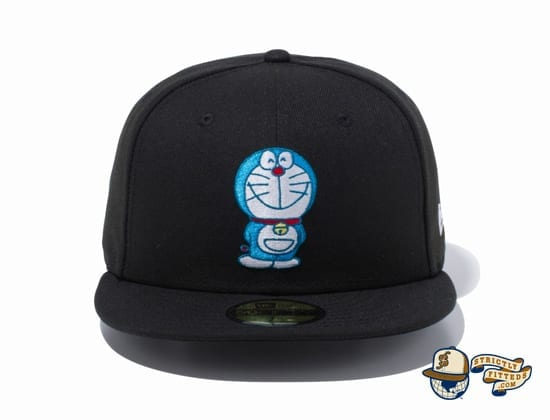 Doraemon Original Logo 59Fifty Fitted Cap by Doraemon x New Era