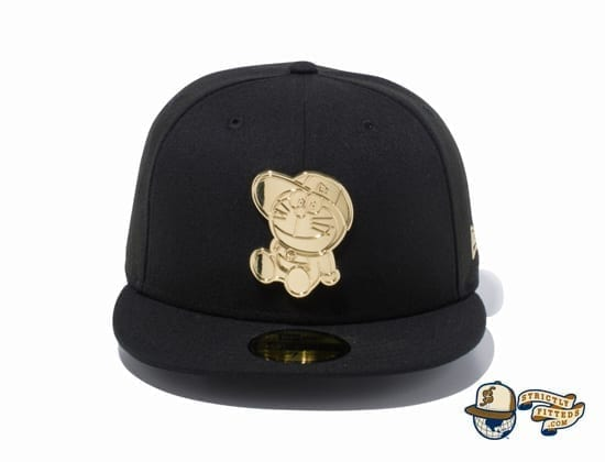 Doreamon Original Metal Plate 59Fifty Fitted Cap by Doraemon x New Era