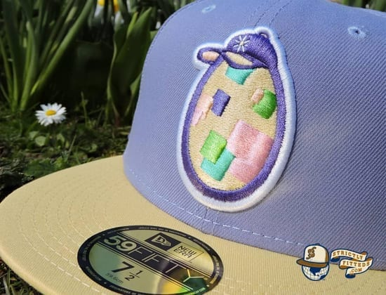 Easter Egg 59Fifty Fitted Hat by Dionic x New Era profile