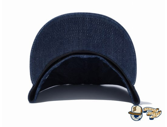 Essential New Era Logo 59Fifty Fitted Cap by New Era undervisor
