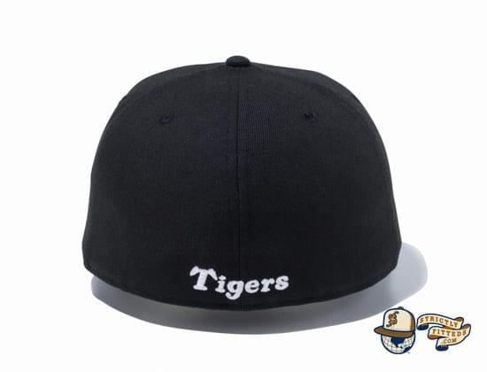 Hanshin Tigers Mini Logo 59Fifty Fitted Cap by NPB x New Era back