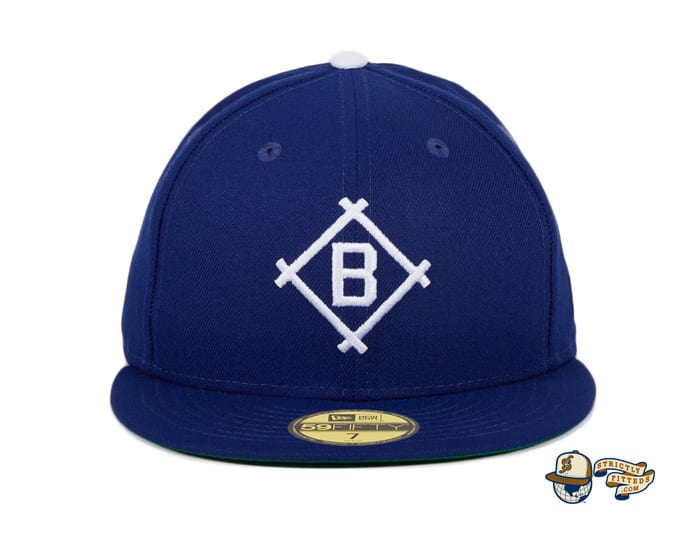 Hat Club Exclusive Brooklyn Dodgers 1912 Royal 59Fifty Fitted Hat by MLB x New Era