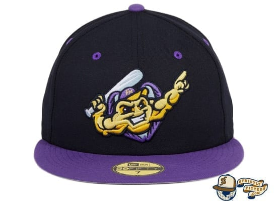 Hat Club Exclusive Mighty Mussels 59Fifty Fitted Hat by MiLB x New Era