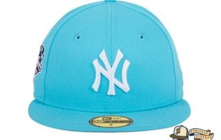 Hat Club Exclusive New York Yankees World Series Patch 59Fifty Fitted Hat by MLB x New Era