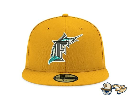 Hat Club Exclusive Patch Grey UV 59Fifty Fitted Hat Collection by MLB x New Era