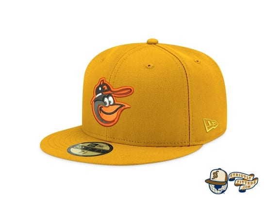 Hat Club Exclusive Patch Grey UV 59Fifty Fitted Hat Collection by MLB x New Era flag side