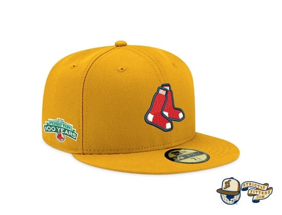 Hat Club Exclusive Patch Grey UV 59Fifty Fitted Hat Collection by MLB x New Era patch side