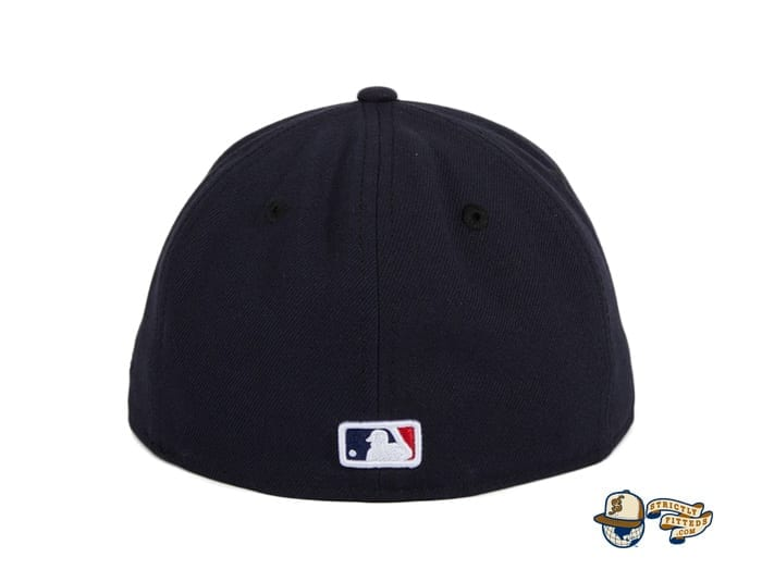 Hat Club Exclusive Sugar Skull 59Fifty Fitted Hat Collection by MLB x New Era back
