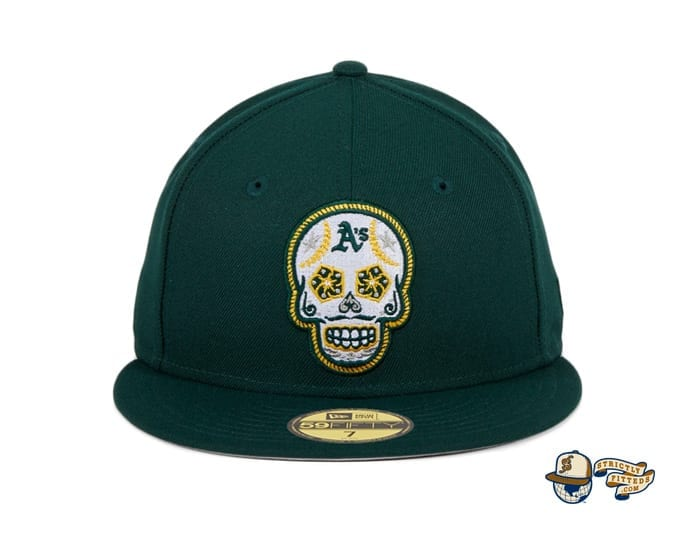 Hat Club Exclusive Sugar Skull 59Fifty Fitted Hat Collection by MLB x New Era As