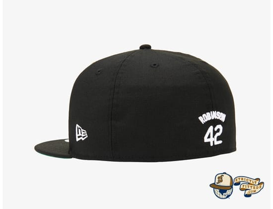 Jackie Robinson LA Dodgers 59Fifty Fitted Cap by MLB x New Era back