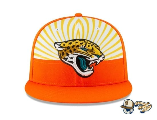 Jacksonville Jaguars 2019 NFL Draft Spotlight 59Fifty Fitted Cap by New Era