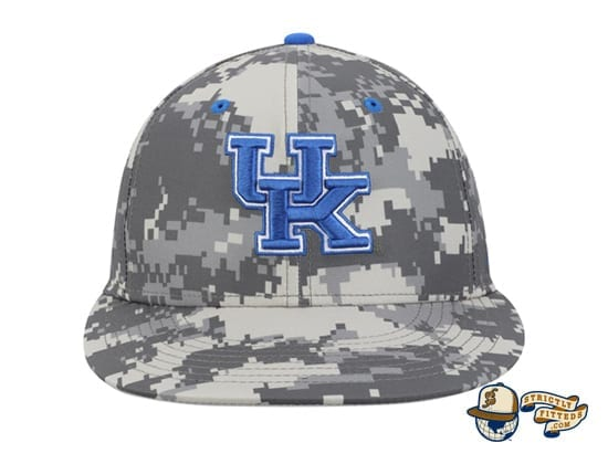 Kentucky Wildcats Aerobill Performance True Fitted Hat by Nike dri-fit