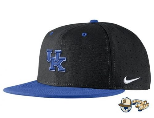 Kentucky Wildcats Aerobill Performance True Fitted Hat by Nike