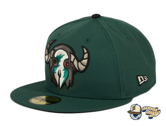 Wendigo 59Fifty Fitted Hat by Dionic x New Era flag side