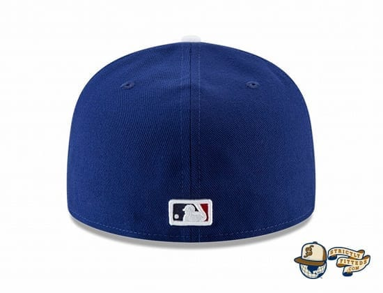 Los Angeles Dodgers 2020 MLB All Star Game On-Field 59Fifty Fitted Cap by MLB x New Era back