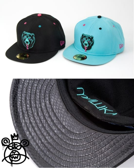 Fitted Caps at MISHKA Death Adder