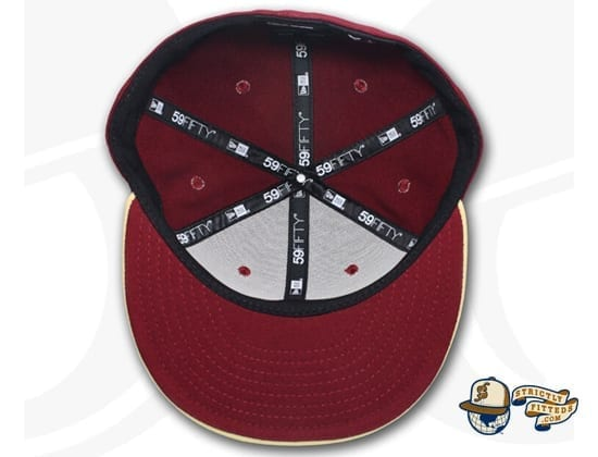 Mark It Zero 59Fifty Fitted Cap by Over Your Head x New Era bottom