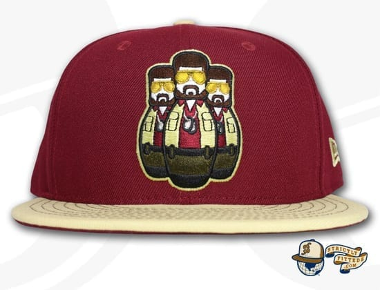 Mark It Zero 59Fifty Fitted Cap by Over Your Head x New Era