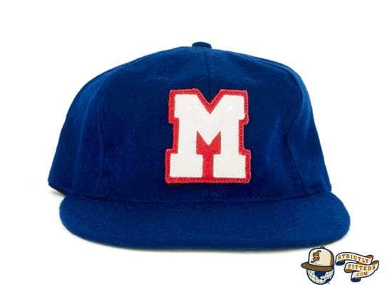 Memphis Red Sox 1944 Vintage Fitted Ballcap by Ebbets