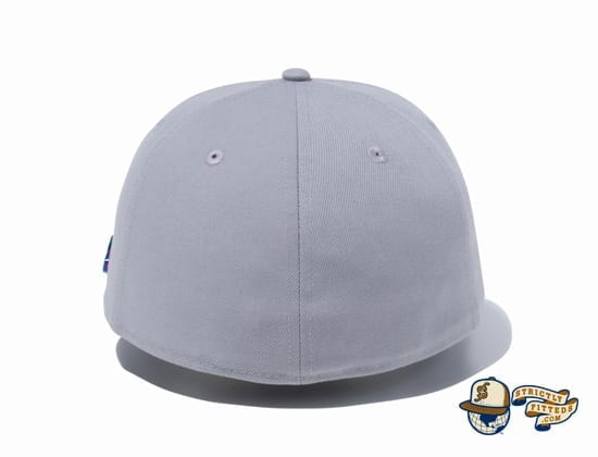 Metal Flag Logo 59Fifty Fitted Cap by New Era back