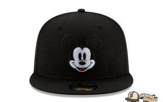 Mickey Mouse Face 59Fifty Fitted Cap by Disney x New Era