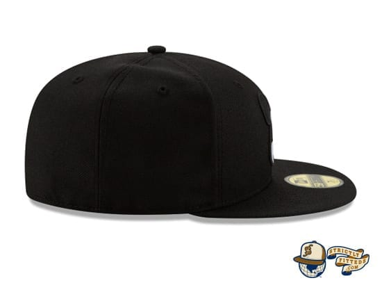 Mickey Mouse Face 59Fifty Fitted Cap by Disney x New Era right side