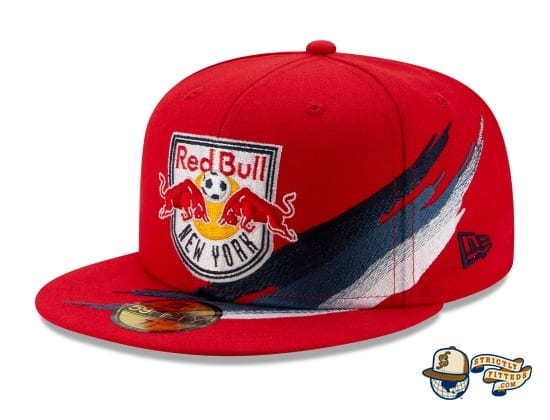 MLS Fade 59Fifty Fitted Cap Collection by MLS x New Era right side