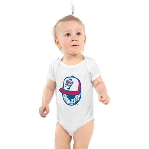 Strictly Fitteds Baby Bodysuit