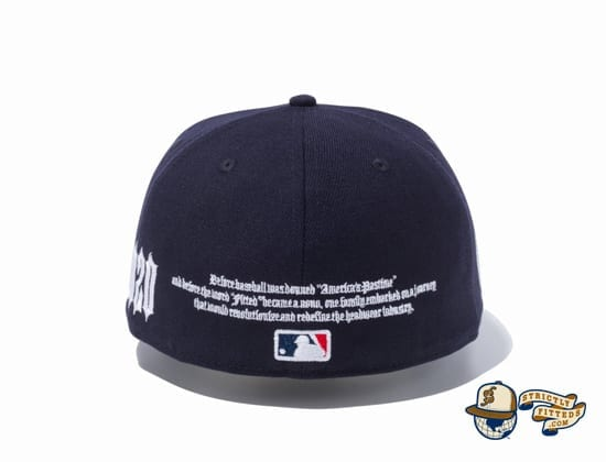 New Era 1920-2020 New York Yankees 59Fifty Fitted Cap by MLB x New Era back