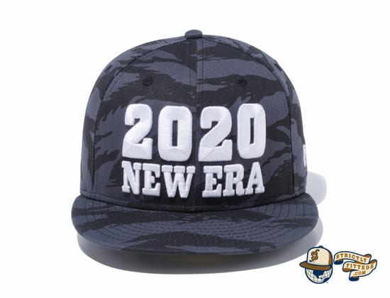 New Era 2020 Camo 59Fifty Fitted Cap by New Era front