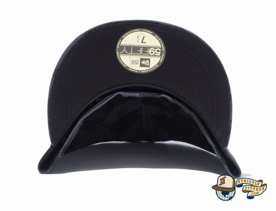 New Era 2020 Camo 59Fifty Fitted Cap by New Era under visor