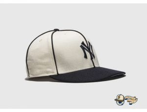 New York Yankees 1921 Pinstripes 59Fifty Fitted Cap by Packer x New Era right side