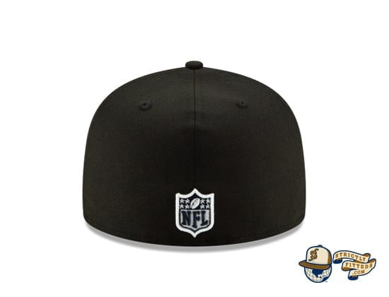 Official NFL Draft 59Fifty Fitted Cap Collection by NFL x New Era back