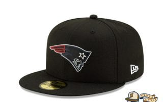 Official NFL Draft 59Fifty Fitted Cap Collection by NFL x New Era flsg side