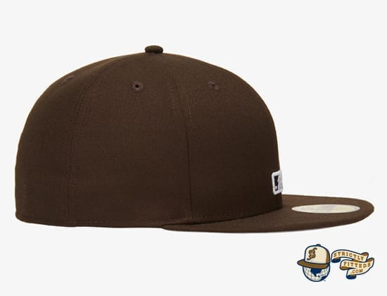 Reverse Logo 59Fifty Fitted Cap Collection by MLB x New Era right side